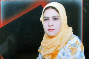 Hana Karim, one of the 28 women murdered by a Shia death squad
